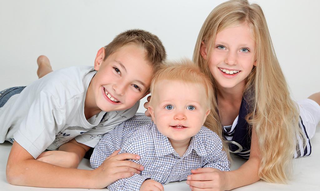 Kindershooting 3 Kinder